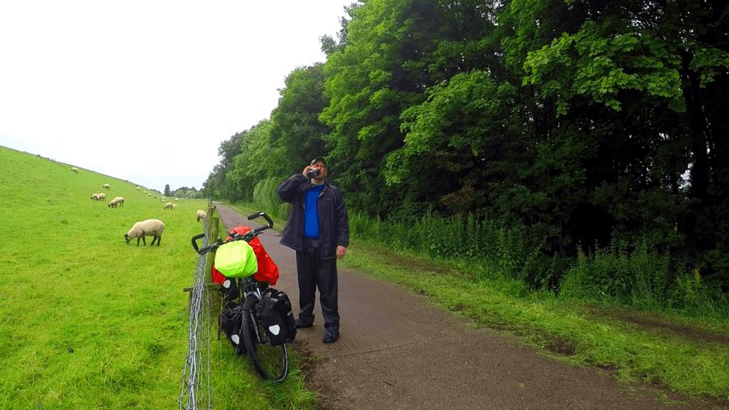 In 7 Tagen mit dem Fahrrad zur Nordsee - Der Weserradweg