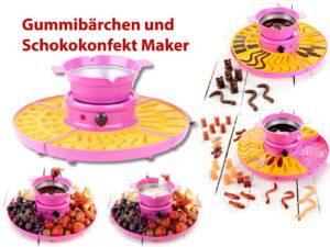 Gummibärchenmaschine