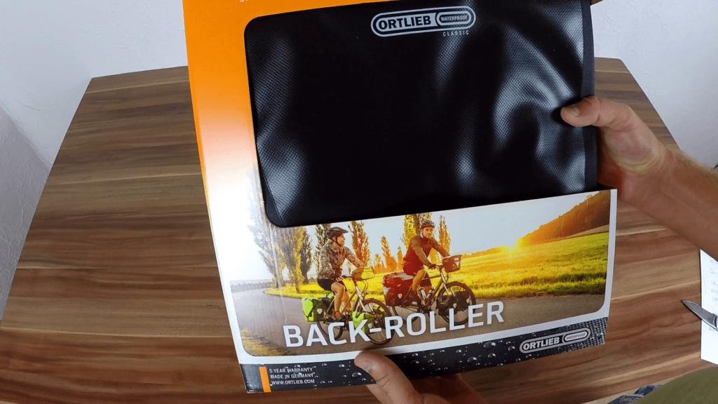 Ortlieb Backroller Classic - Wie wasserdicht sind die Fahrradtaschen?