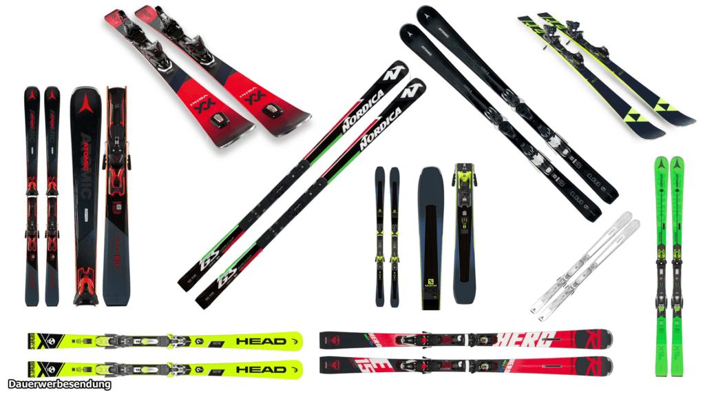 Die 10 besten Skier aus allen Kategorien für die Wintersaison im Test