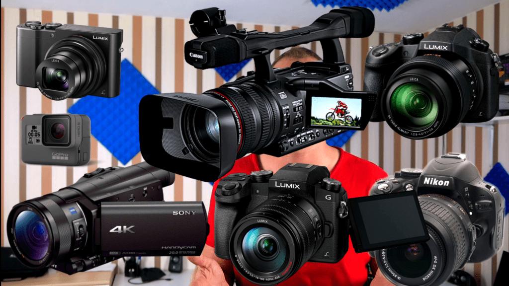 Welche ist die beste Youtube-/Videokamera für Anfänger und Profis?