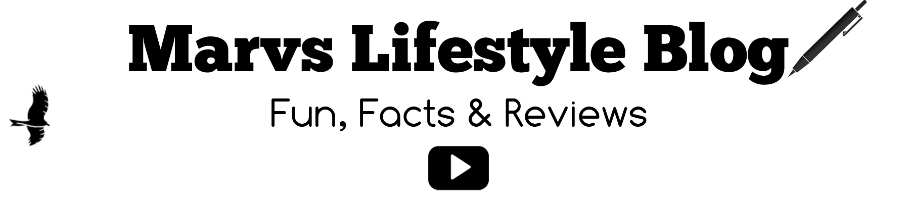 Marvs Lifestyle Blog Logo
