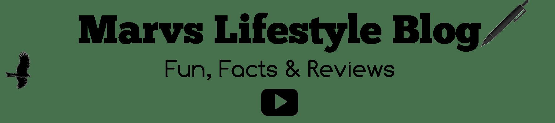 Marvs Lifestyle Blog Logo