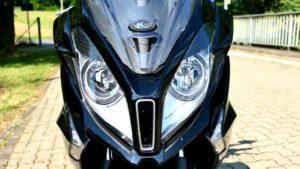 KYMCO New Downtown 125i – Test des neuen 125ccm Groß-Rollers