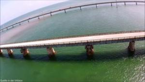 Wo liegt die höchste und außergewöhnlichste Brücke der Welt?