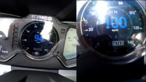 Malossi-Multivar2000-Beschleunigungstest