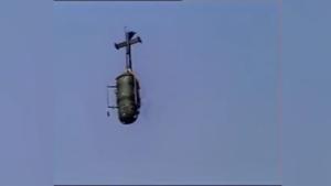 Hubschrauberstunt Bo105