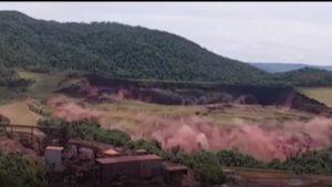 Brumadinho Staudamm