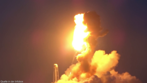 Antares Raketenexplosion
