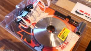 Was taugt eine Tuning Sport Variomatik an einem 125ccm Roller?