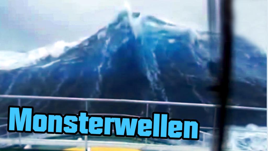 Wo entstehen die größten Monsterwellen, Freakwaves & Kaventsmänner?