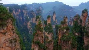 Wulingyuan-Berge-China